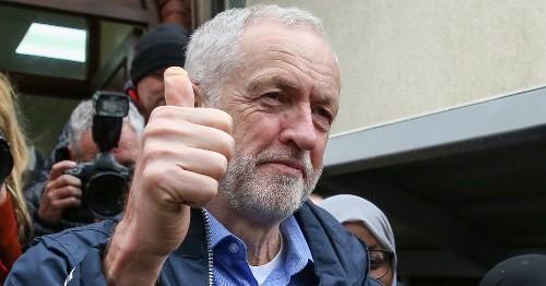 John Murphy, Man Who Egged Jeremy Corbyn, Pleads Guilty To Assault