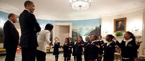 President's Turnaround Arts Program Expanded