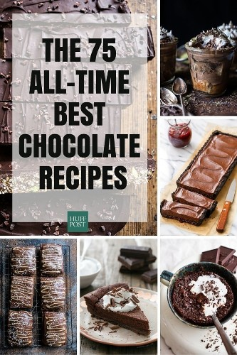 The 75 All-Time Best Chocolate Recipes