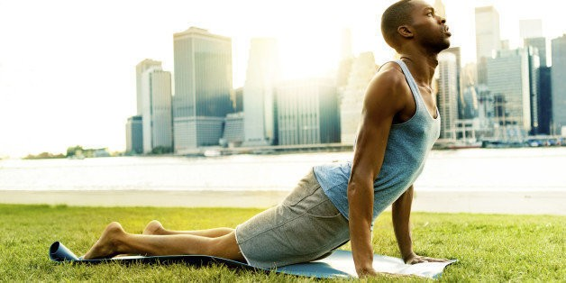 Stretching Toward Happiness: How I Approach My Career Like Yoga | HuffPost Life