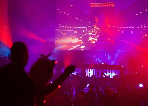 Holy Ship! Might Be the Craziest Party Cruise in the World