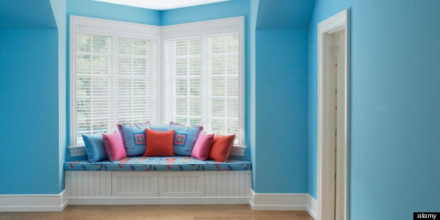 Stress-Reducing Colors: Calming Hues To Decorate Your Home With | HuffPost Life