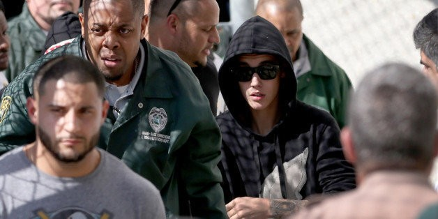 Justin Bieber's Blood Alcohol Level Only 0.014 (REPORT)