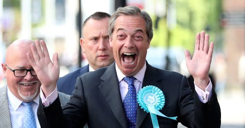 Nigel Farage To Be Investigated By EU Over Lavish Expenses Funded By Arron Banks