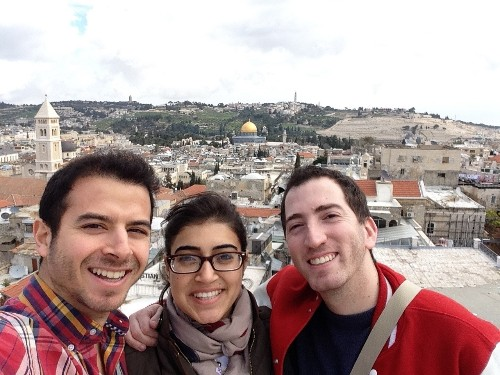 How the Love of Video Games Brought an American, Palestinian and Israeli Together
