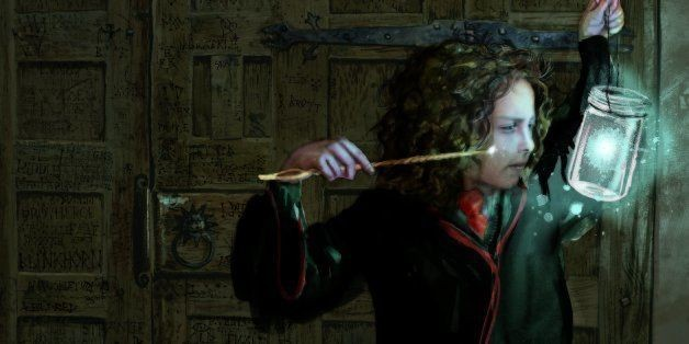 New Harry Potter Illustrations Have Been Revealed, And They're Gorgeous