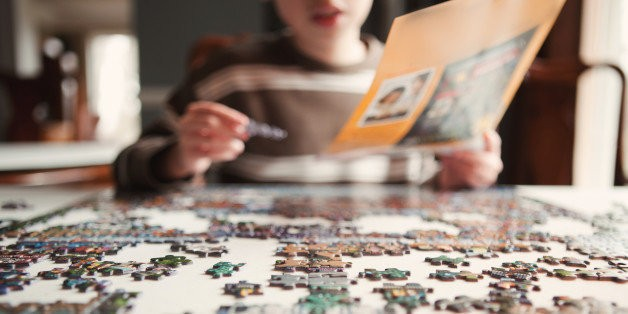 Importance of Doing Puzzles With Your Kids | HuffPost Life