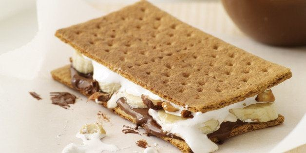 Recipe Of The Day: Nutella S'mores | HuffPost Life