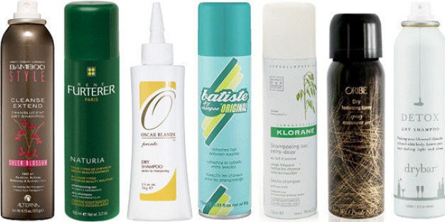 Best Dry Shampoos: The Top 10 Products To Hide Your Greasy Hair