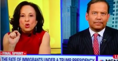 Latina Journalist Breaks Down Why Saying 'Illegals' Is Wrong On So Many Levels