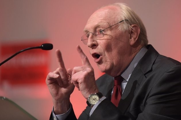 Leaked Audio Reveals Lord Kinnock's Passionate Speech To Labour MPs Demanding Jeremy Corbyn Quit
