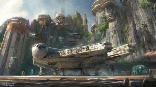 Harrison Ford To Unveil 'Star Wars' Plans For Disney's Theme Parks | HuffPost Life