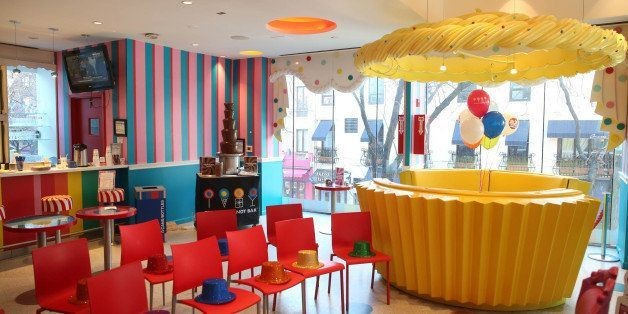 The 5 Sweetest Candy Shops In The World