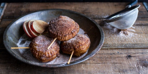 How to Make Deep-Fried Apple Pies From Scratch | HuffPost Life