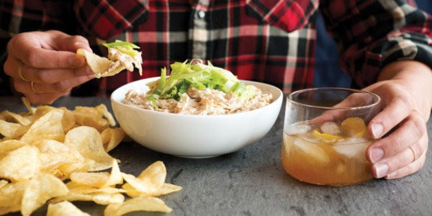 Dinner and a Drink: The Flannel Meets French Onion Dip | HuffPost Life