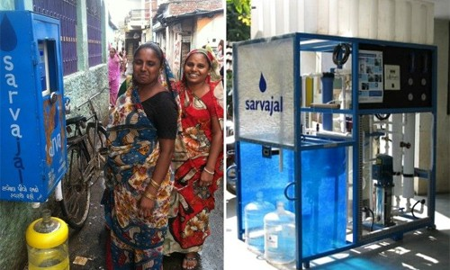 Five Creative (and Successful) Initiatives to Bring Clean Water to the Urban Poor