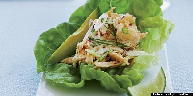 Recipe Of The Day: Lettuce Wraps | HuffPost Life