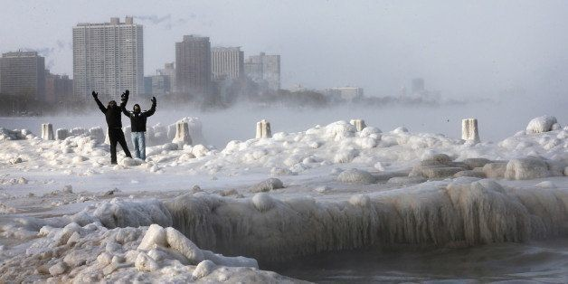 Chicago Just Had Its Coldest Winter In History. Here's Proof.