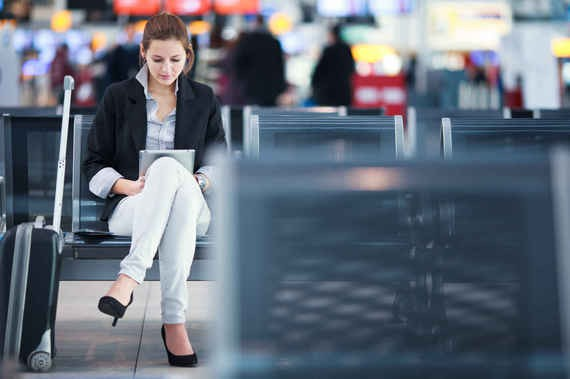Airport Wi-Fi Hacks You Need To Know Before You Fly