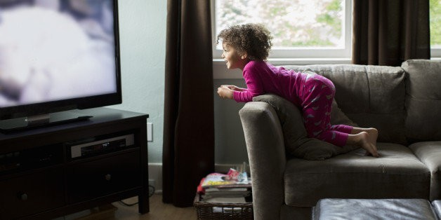 TV Time Linked With Less Sleep For Kids | HuffPost Life