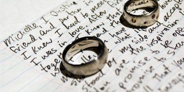 A Marriage Vow to Remember