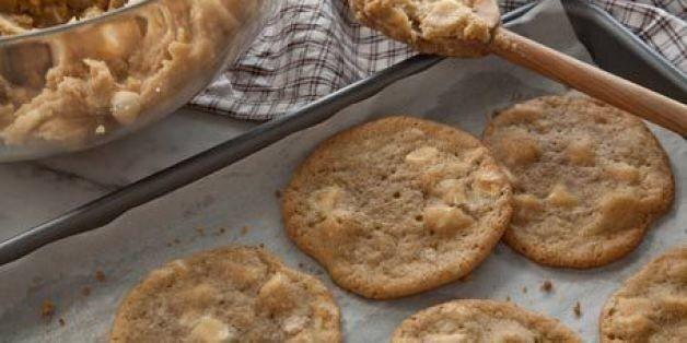 Recipe Of The Day: White Chocolate Macadamia Nut Cookie   HuffPost Life