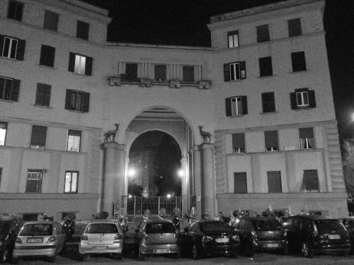 Rome Journal: Piazza Tommaso di Cristoforis