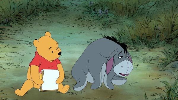 Eeyore: A Pessimist's Guide to a Beautiful Life
