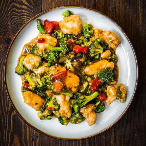 A Healthy Chicken Teriyaki Recipe