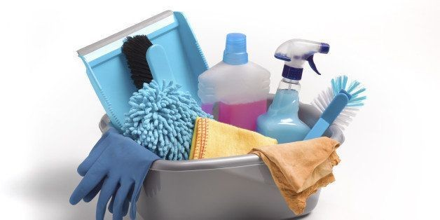 3 Keys to Spring Cleaning Your Mind -- And Your Life