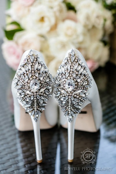 31 Dazzling Wedding Shoes That Really Make An Impression