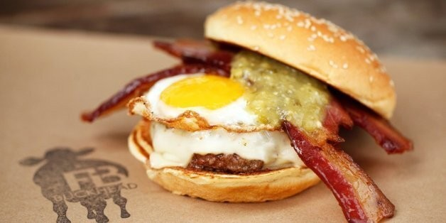 Best Bacon Burgers in the U.S. (PHOTOS) | HuffPost Life