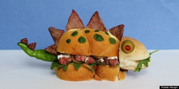 Sandwich Monsters, By Kasia Haupt, Are Almost Too Cute To Eat (PHOTOS) | HuffPost Life