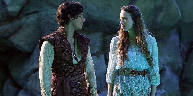 'Once Upon A Time In Wonderland' Creators Talk Jafar, 'Closed-Ended Story' And Kick-Ass Alice