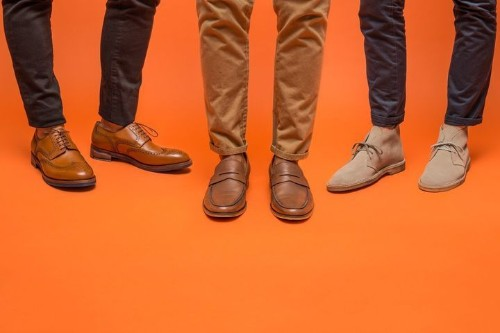 Here Are The Shoes All Men Should Wear, According To Women
