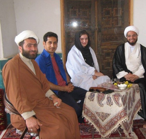 Between Iraq and a Hard Place: Passover in Iran