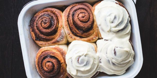 How to Make Frosted Cinnamon Rolls at Home | HuffPost Life