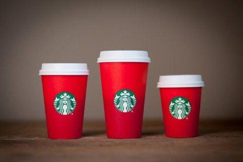 Some Christians Are Extremely Unhappy About Starbucks' New Holiday Cups | HuffPost Life