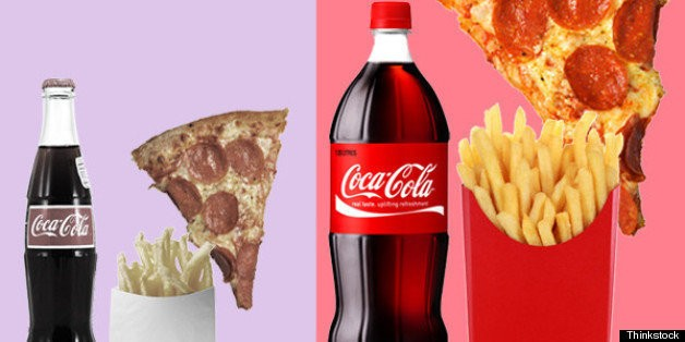 Portions Are Increasing: By Just How Much Has Our Food Been Super-Sized? (PHOTOS)