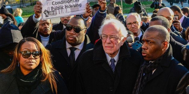 Why I'm Now Voting for Bernie Sanders