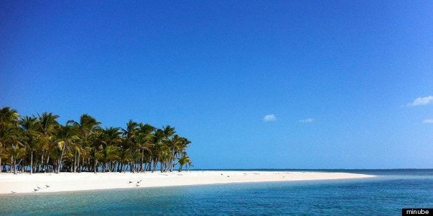 10 Authentic Desert Islands in the Caribbean   HuffPost Life