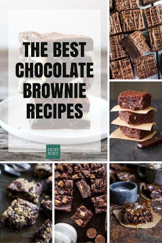 Brownie Recipes That'll Make You Weak In The Knees