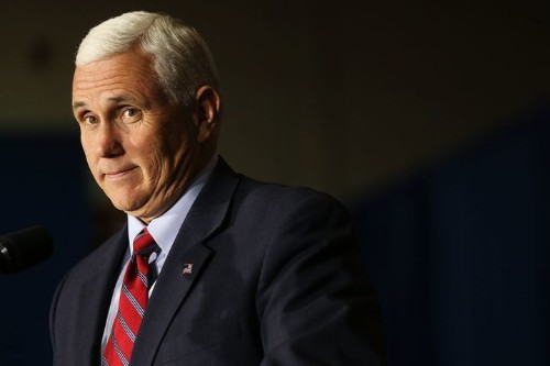 The Mike Pence (Donald Trump) Assault On LGBTQ Equality Is Already Underway