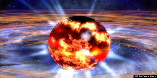 Neutron Star Physics Governed By Trio Of Related Properties, Scientists Show