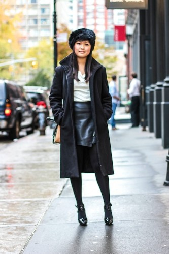 CollegeFashionista Finds One of a Kind Fashion at FIT