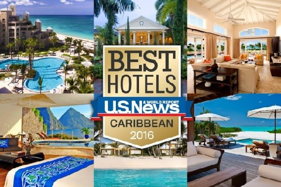 The 10 Best Hotels in the Caribbean for 2016