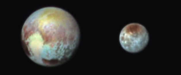 Pluto - Magazine cover