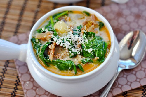 Make Sweet and Spicy Zuppa Toscana at Home!