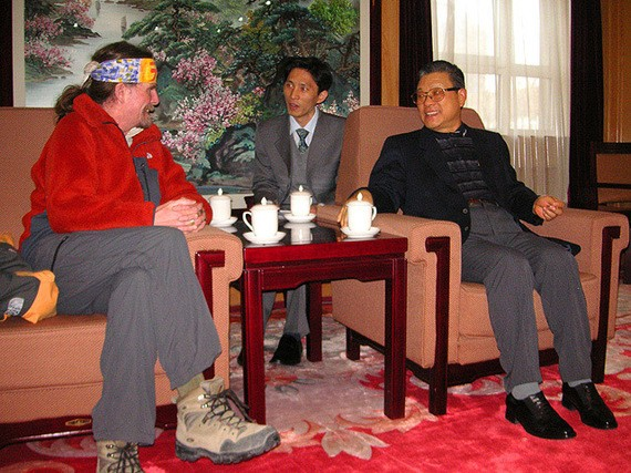 中国を歩いて気づいた食の安全性の大切さ