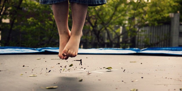The Number Of Trampoline-Related Injuries Is Higher Than You Thought   HuffPost Life